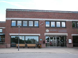 The Humanisten building